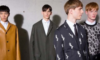 See the Dior Homme Fall/Winter 2014 Runway in Shanghai