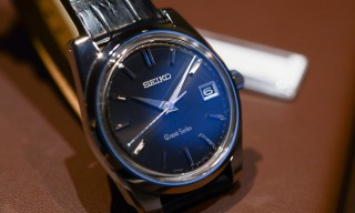 The Grand Seiko Limited-Edition 9F