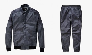Isaora Present the Indigo Performance-Wear Collection