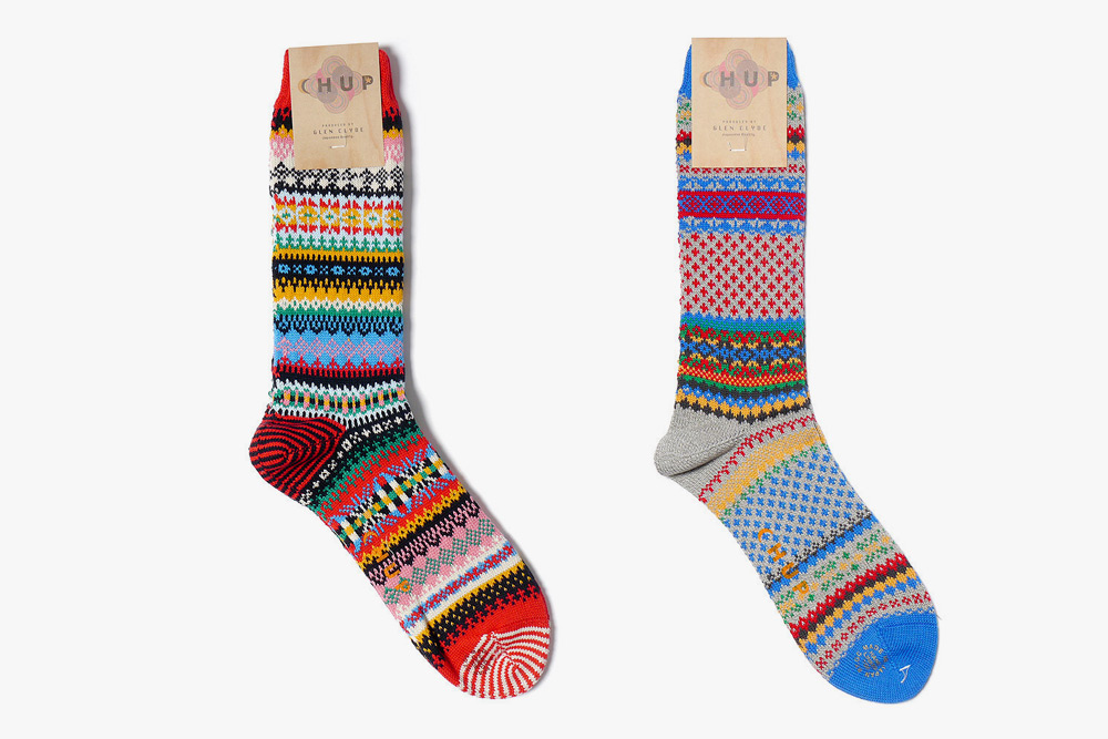Selectism Buyers Guide | Colorful Socks for Spring 2014