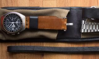 Worn&Wound Double-Pocket Watch Fold