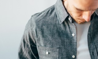 Chambray, Indigo-Dye and More for 3sixteen Spring/Summer 2014
