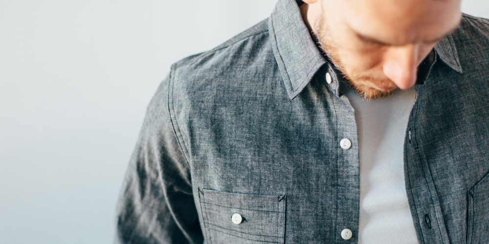 3sixteen Spring/Summer 2014 Men's Lookbook