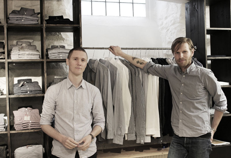 Selectism Q&A | Oskar Ödling and Carl Bergerus of Another Shirt Please