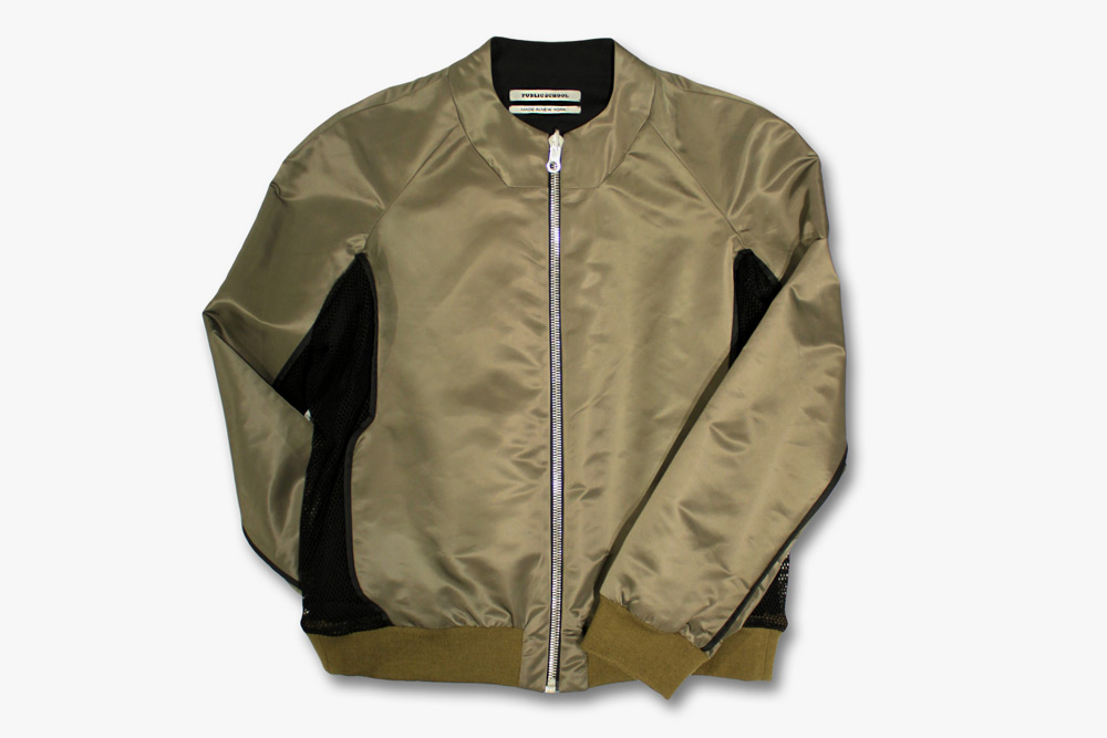 Selectism Buyers Guide | 15 Bomber Jackets for Spring 2014