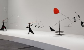 Inside the Alexander Calder Exhibition at LACMA – Designed by Frank Gehry