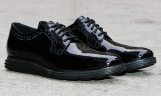 "A Closer Look at the Cole Haan ""Black Tie"" LunarGrands"
