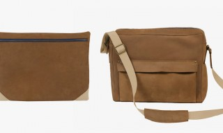 Commune de Paris Nubuck Leather Accessories