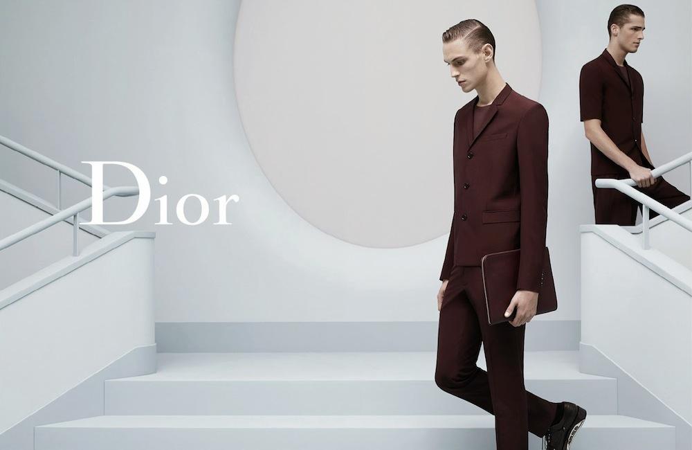 Dior-Homme-Karl-Lagerfeld-Spring-2014-1
