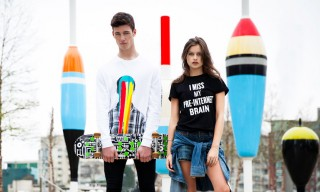 Douglas Coupland for Roots Capsule Collection