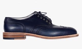 Alden and Epaulet Bring us Three Impressive Navy Footwear Options