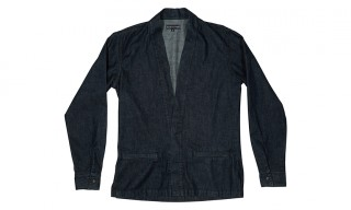 Epaulet Offer their Take on the Traditional Japanese Kamigata Jacket