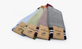 Etiquette Clothiers & Brooklyn Circus Team Up for Another Sock Collection