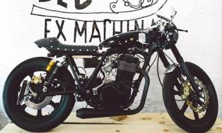 Deus Ex Machina and Freemans Sporting Club Motorbike and Pop-Up