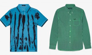 "Fred Perry Acid ""Brights"" Collection"