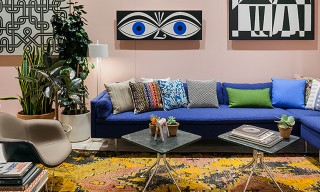 """Inside Alexander Girard Exhibition """"An Uncommon Vision"""" Hosted by Herman Miller"""