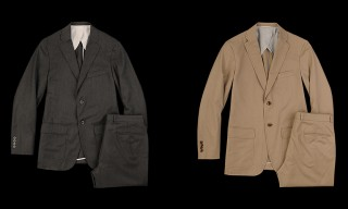 Unionmade & Gitman Vintage Launch New Suit Range
