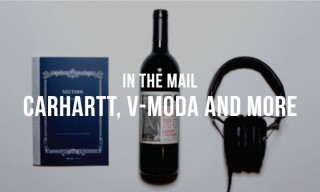 In The Mail | Carhartt, V-Moda and More