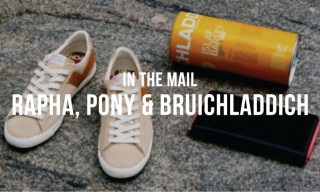 In The Mail | Rapha, Pony & Bruichladdich