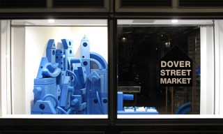 J.W. Anderson & Dover Street Market London Installation & T-Shirt Collection