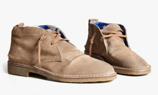 Golden Goose for James Perse Summer 2014 Maui Chukka Boots