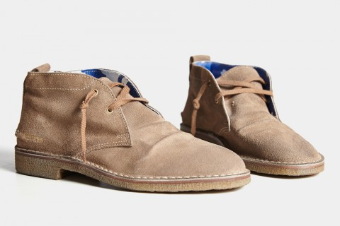 Golden Goose Maui Chukka Boots for James Perse 2014 • Selectism