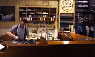 Levi's Offer Summer Customization Service Across UK Stores