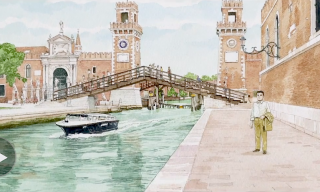 Louis Vuitton Release 2 New Travel Books – Venice & Vietnam Illustrated