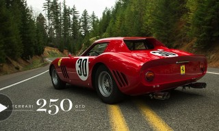 A High-Speed Drive with the Incredible 1964 Ferrari 250 GTO Car