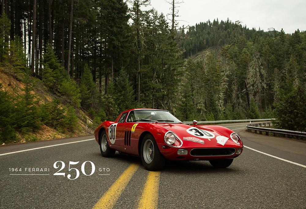 A High Speed Drive with the Incredible 1964 Ferrari 250 GTO Car