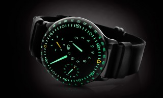 Ressence Type 3 Light-Refracting Liquid Watch