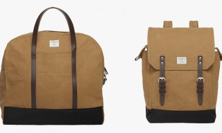 Sandqvist Announce Their Latest Collection – The Waxed Canvas Series