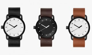 Sweden's TID Watches Launch Vegetable-Tanned Leather Strap Options