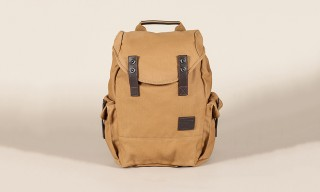 Universal Works & Millican Create The Earth Jan Daypack in 2 Organic Cotton Options