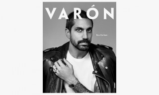 A Look Inside Varón Magazine – Volume 8