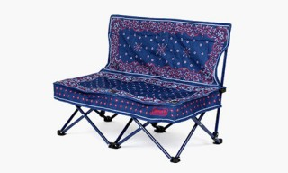"BEAMS for Coleman ""Original Bandana"" Portable Outdoor Furniture"