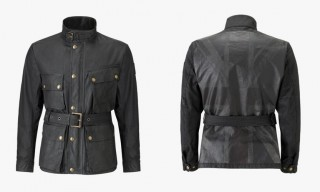 Preview the Belstaff 90th Anniversary Union Jack Jacket