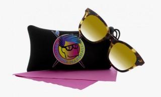 Brother's Marshall for Garrett Leight Machado Sunglasses