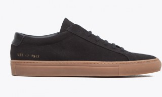 Common Projects for Tres Bien Spring/Summer 2014 Achilles Shoes
