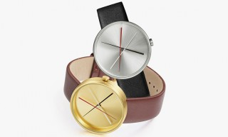 "The ""Pick-Up Sticks"" Crossover Watch from Denis Guidone for Projects"