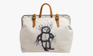Harmony Korine Carpenter's Bag for agnès b. Artist's Series
