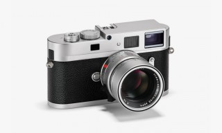 Leica M Monochrome Silver Chrome Edition – Black & White Only
