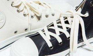 Margaret Howell for Converse Leather Hi-Tops