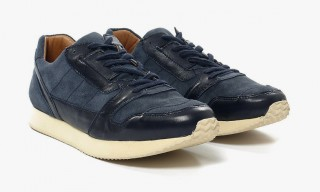 """Nonnative Spring/Summer 2014 """"Driver"""" Sneaker in Suede & Leather"""