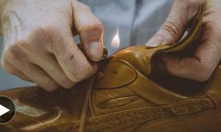 Watch the Handmaking Process of Alexander McQueen's PUMA King Soccer Cleat