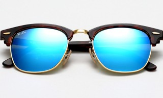 Ray-Ban Clubmaster Colored Mirrors Edition for Summer 2014