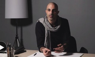 Dror Benshetrit Talks Design for rOtring Institute