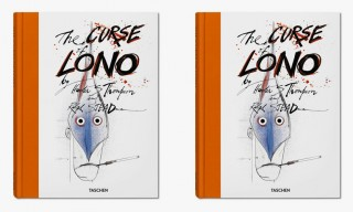 "TASCHEN Republish Hunter Thompson & Ralph Steadman's ""The Curse of Lono"""