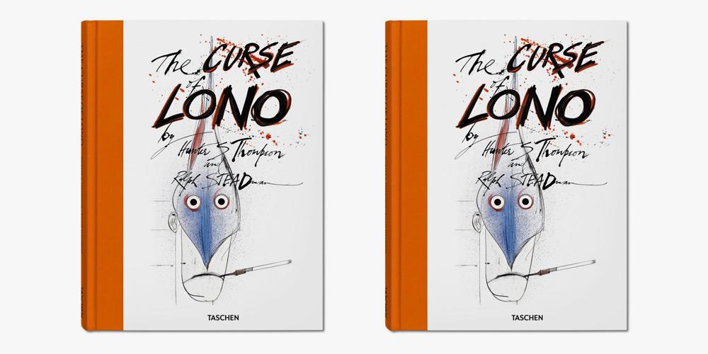 """TASCHEN Republish Hunter Thompson's """"The Curse of Lono"""""""