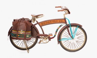 WILL Leather Goods One-of-a-Kind Oaxacan Bike and Accessories